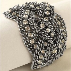 NEW Stella & Dot Petra Braided Bracelet